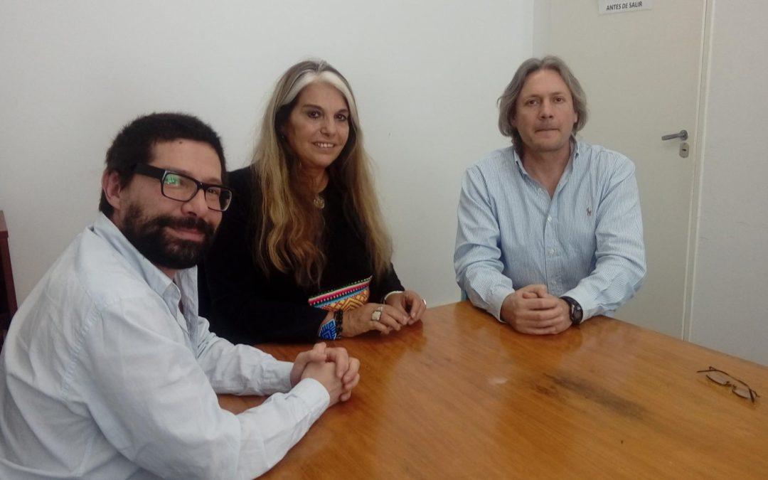 REUNIÓN CON LA SECRETARÍA EJECUTIVA DEL ÓRGANO DE REVISIÓN DE LA LEY DE SALUD MENTAL