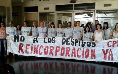 Preocupación por la continuidad del Centro de Protección de los Derechos de la Victima